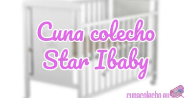cuna colecho star ibaby